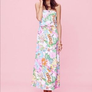 Lilly Pulitzer For Target Maxi Dress.